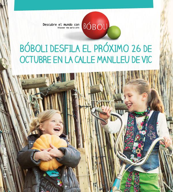 DESFILE BOBOLI VIC OCTUBRE 2013