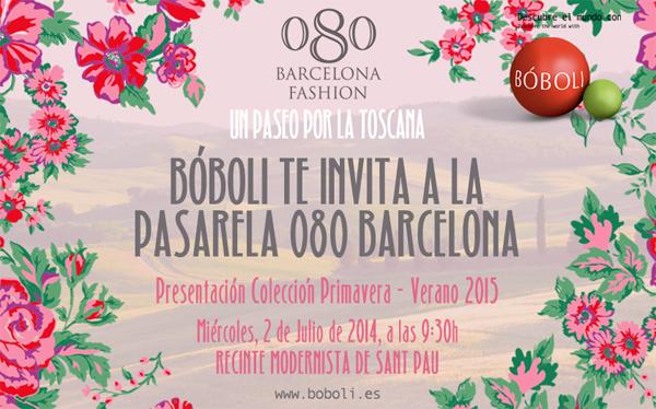 BÓBOLI 080 BARCELONA