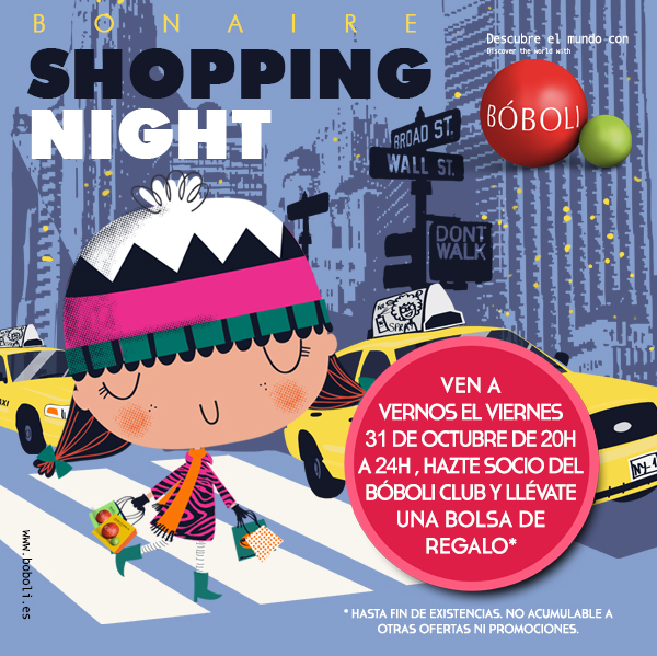 BÓBOLI SHOPPING NIGHT BONAIRE