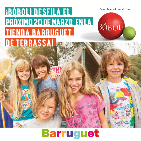 BÓBOLI DESFILE BARRUGUET