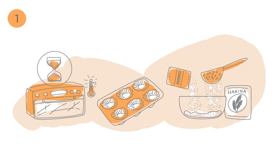Dia 12 Dia 12 Cupcakes con limón y frambuesa 001