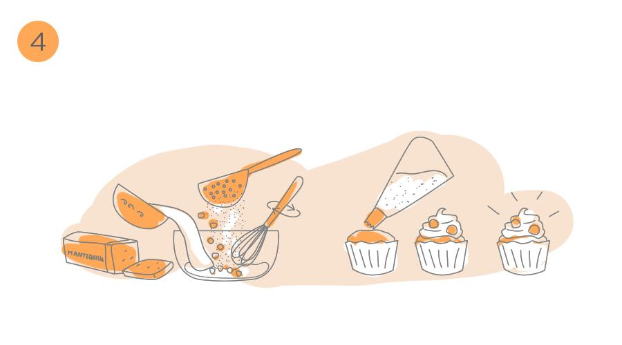 Dia 12 Dia 12 Cupcakes con limón y frambuesa 004