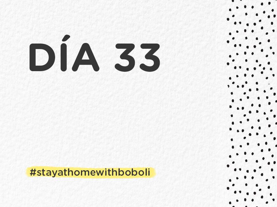PORTADA DIA 33 BLOG